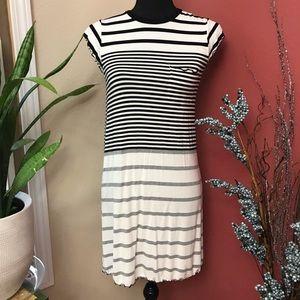 EUC - AEO - Stripped T-Shirt Dress